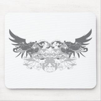 Vines & Wings Mousepad