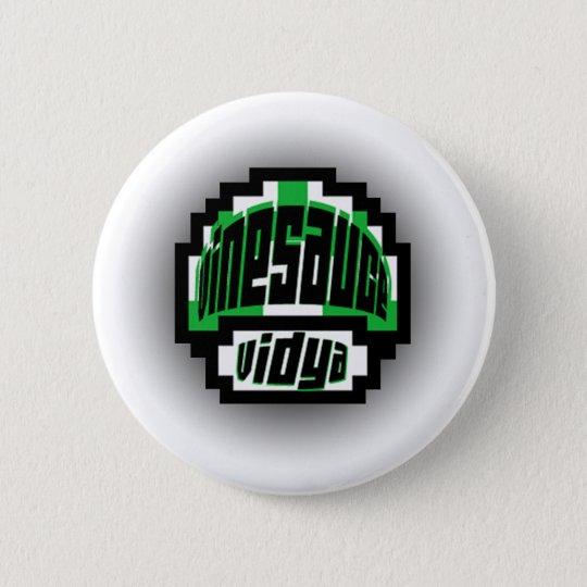 Vinesauce - Vineshroom 6 Cm Round Badge