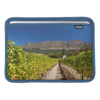 Vineyard, Cape Town, Western Cape, South Africa 2 MacBook Sleeve