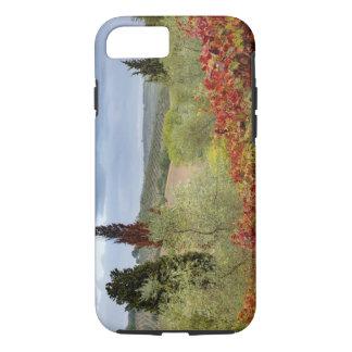Vineyard near Montalcino, Tuscany, Italy iPhone 8/7 Case