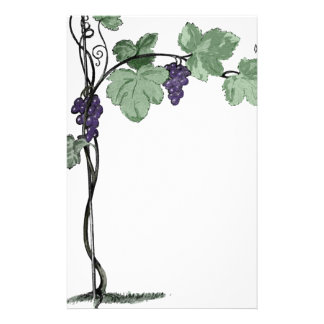 Vineyard Stationery