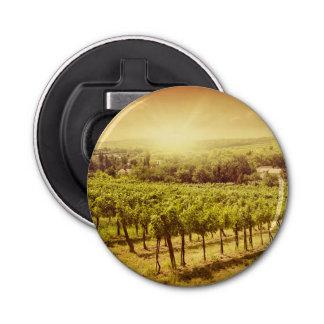 Vineyards Landscape Bottle Opener