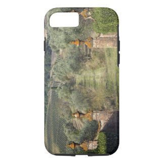 Vineyards, Tuscany, Italy iPhone 8/7 Case