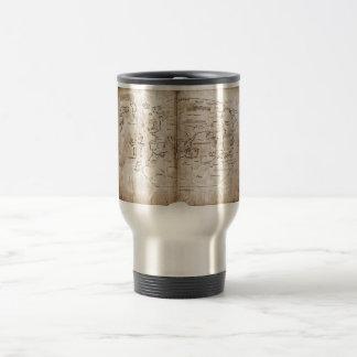 Vinland map mugs