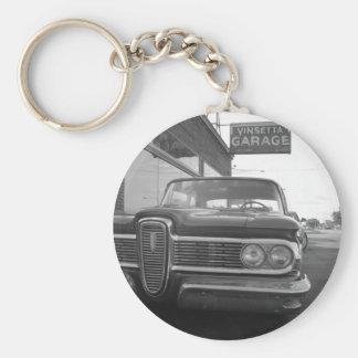 Vinsetta Garage Key Chain