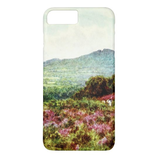 Vintag Apple iPhone 7 Plus,Barely There Phone Case