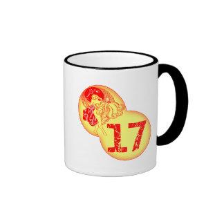 Vintage 17th Birthday Gifts Coffee Mug