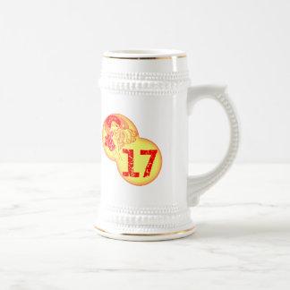 Vintage 17th Birthday Gifts Beer Steins