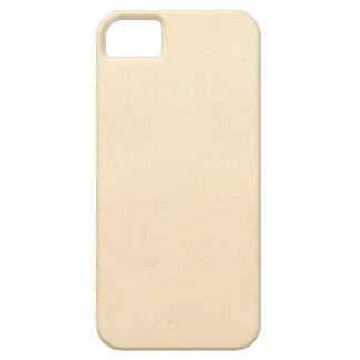Vintage 1817 Parchment Paper Template Blank iPhone 5 Case