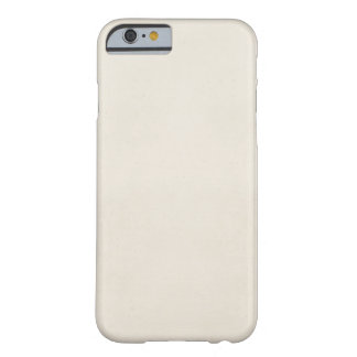 Vintage 1817 Parchment Paper Template Blank Barely There iPhone 6 Case