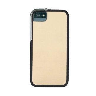 Vintage 1817 Parchment Paper Template Blank Cover For iPhone 5/5S