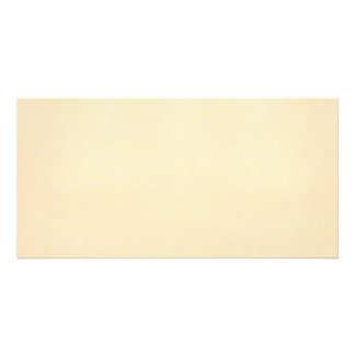 Vintage 1817 Parchment Paper Template Blank Customised Photo Card