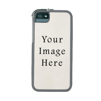 Vintage 1850s White Parchment Paper Background iPhone 5 Covers