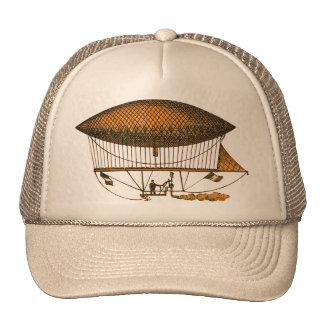 Vintage 1883 Traveling Zeppelin Mesh Hats