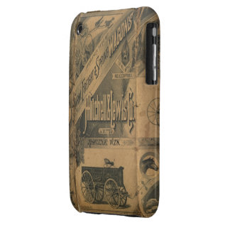 Vintage 1885 Collage Ads Case-Mate iPhone 3G/3GS Case-Mate iPhone 3 Case