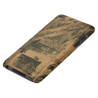 Vintage 1885 Collage Ads Case-Mate iPod Touch iPod Touch Cover