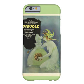 Vintage 1920 Perfume advertisement Barely There iPhone 6 Case