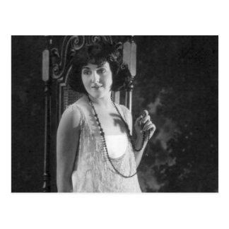 Vintage 1920s Women s Flapper Fashion Postcards
