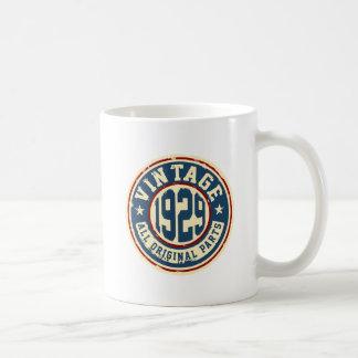 Vintage 1929 All Original Parts Coffee Mug