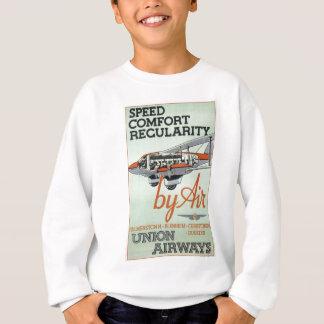 Vintage 1930s Airline Sweatshirt