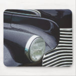 Vintage 1930s Classic Car Grill Photo Mouse Mats