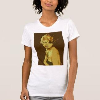 Vintage 1930's Fashion Ladies T-Shirt