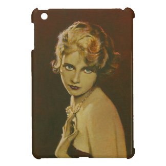Vintage 1930's Ladies Fashion iPad Mini Case