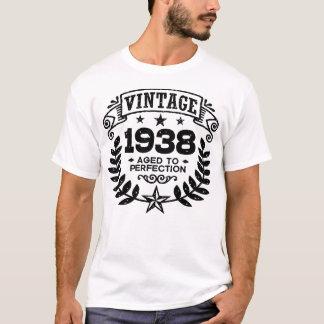 Vintage 1938 80th Birthday T-Shirt
