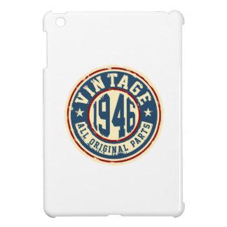 Vintage 1946 All Original Parts iPad Mini Cover