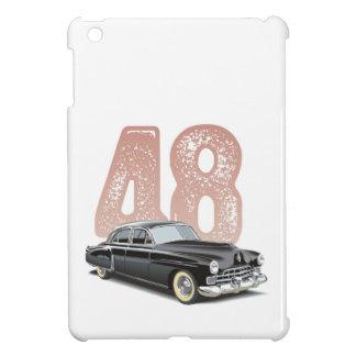 Vintage 1948 Cadillac Coupe: Black classic car Case For The iPad Mini
