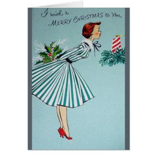 1950s christmas cards amp invitations zazzlecouk