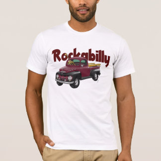 Vintage 1951 Rockabilly pickup truck T-shirt