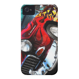 Vintage 1955 Car iPhone 4 Cases