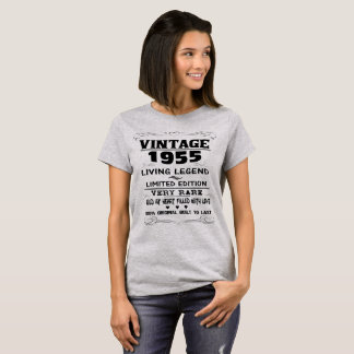 VINTAGE 1955-LIVING LEGEND T-Shirt