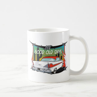 Vintage 1957 Plymouth Coffee Mug