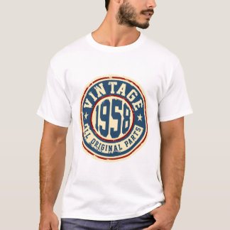 Vintage 1958 All Original Parts T-Shirt