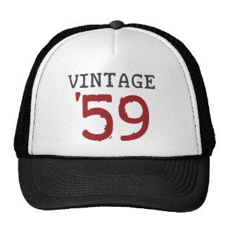 Vintage 1959 cap