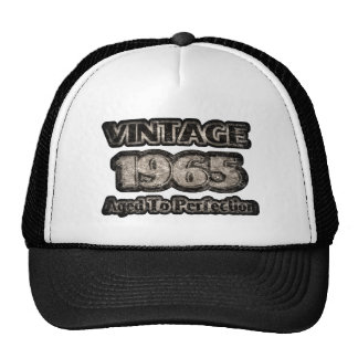 Vintage 1965 - Aged To Perfection Cap