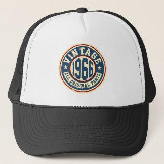 Vintage 1966 All Original Parts Trucker Hat