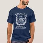 Vintage 1967 - 50th Birthday Shirt for men