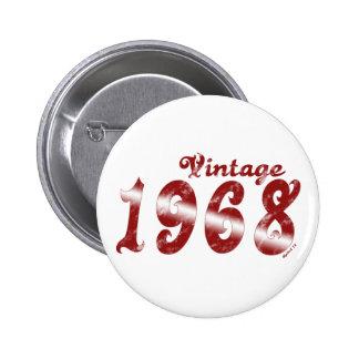 Vintage 1968 Button