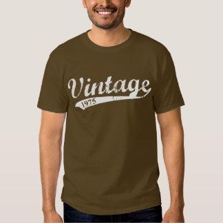 Vintage 1975 T-Shirt Celebrate 40 years Birthday