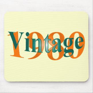 Vintage 1980 mousepad