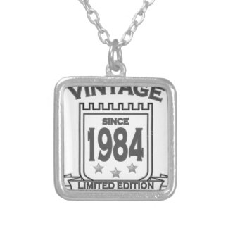 Vintage 1984 birth day limited t shirt.png jewelry