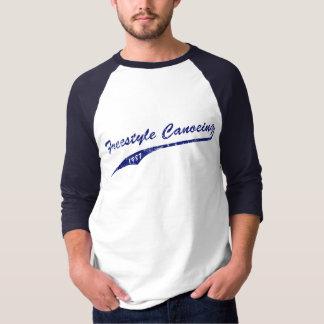 Vintage 1987 Freestyle Canoeing Shirt
