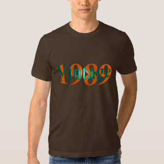 Vintage 1989 t shirts