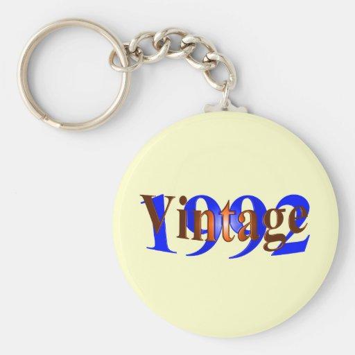 Vintage 1992 key chain