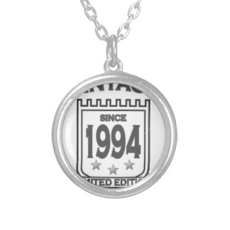 Vintage 1994 birth day limited t shirt.png custom necklace