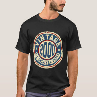 Vintage 2000 All Original Parts T-Shirt