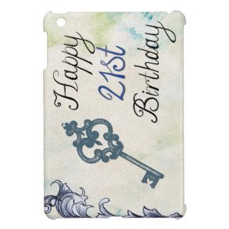Vintage 21st Birthday iPad Mini Covers